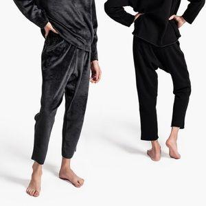 TKEES fleece lined pants